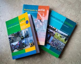 Boeken voor Nederlandse taalles bij doeTAAL