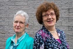 Frea en Heleen - Docenten NT2 bij doeTAAL