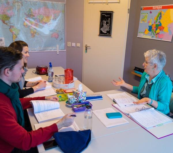 Nederlandse taalles bij doeTAAL